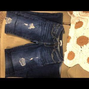 bullhead jeans, excellent condition